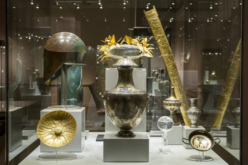 Golden Fleece Exposition Vassil Bojkov Collection