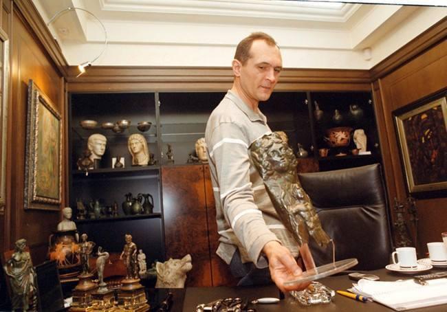 vasil bojkov antiques