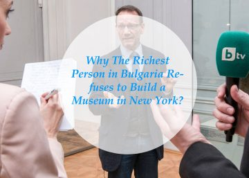 why vasil bojkov refused to build a thracian museum in new york