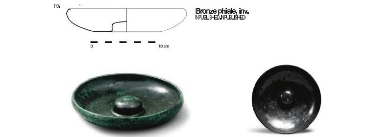 Shallow Phrygian-type phialae